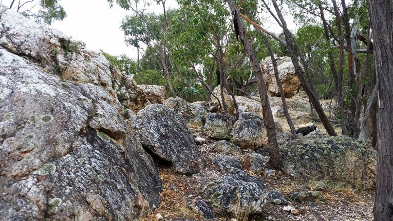Quartz Mountain Geological Reserve | Goldfields Guide