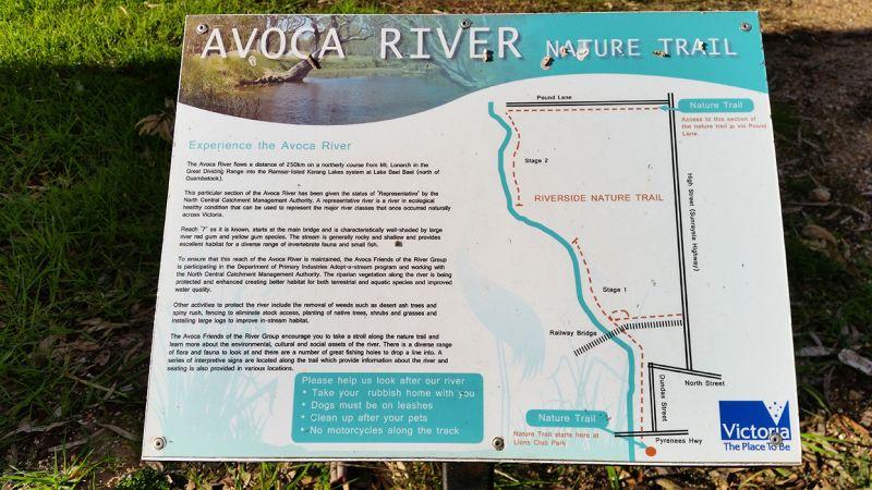 Avoca River Nature Trail | Goldfields Guide