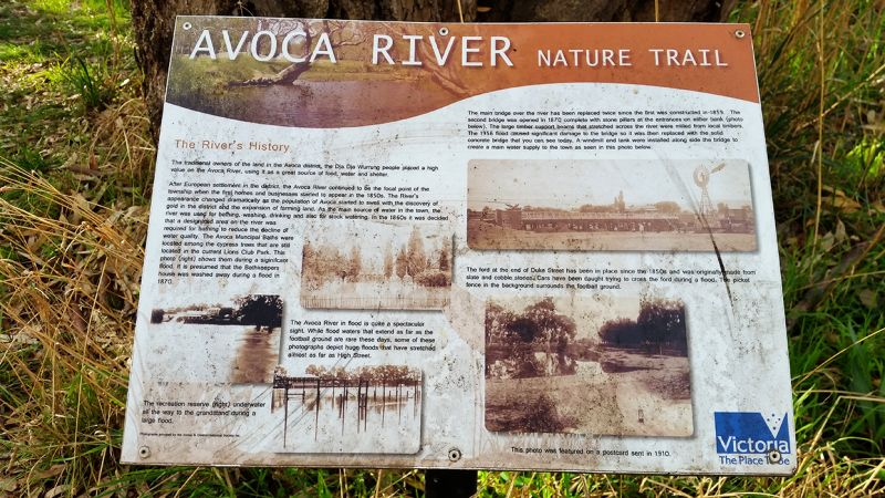Avoca River Nature Trail | Goldfields Guide