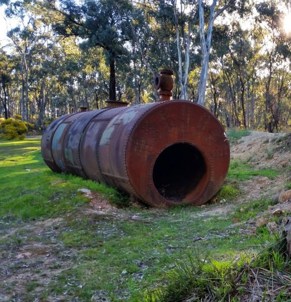 Black Rock Road Camping Area and Mining Relics | Goldfields Guide