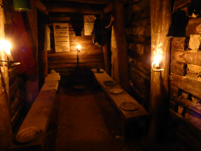 Underground sovereign hill